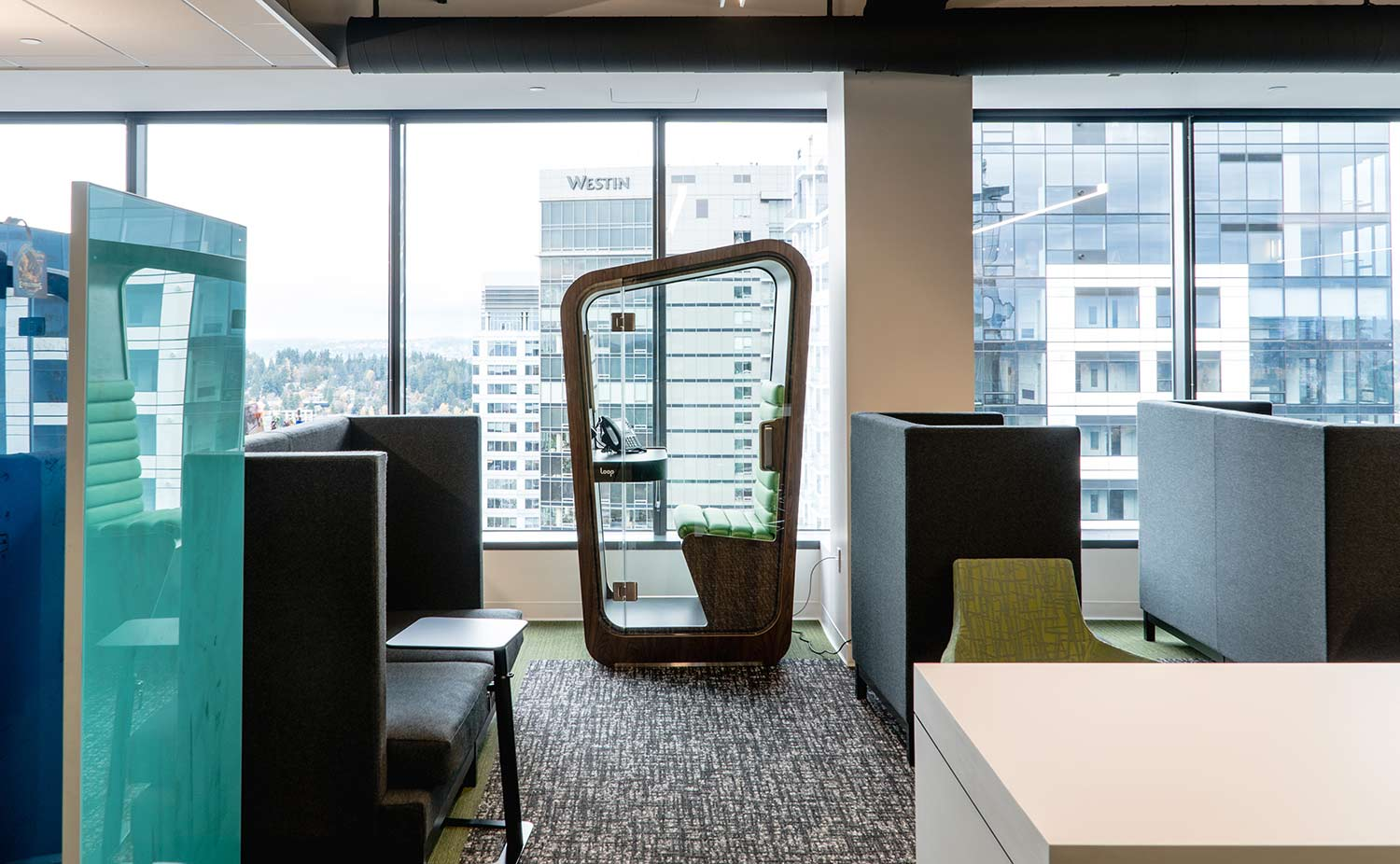 Modern Office Furniture   Acoustic Office Pod