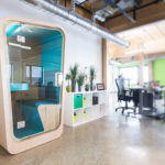 Open Office Phone Booth Furniture