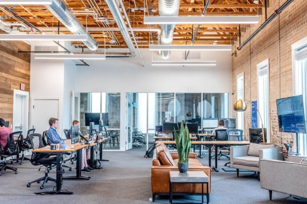 Current trends in office design can make employee privacy in the workplace a difficult feat.