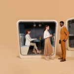 Loop Cube and Loop Solo QS Privacy Pods